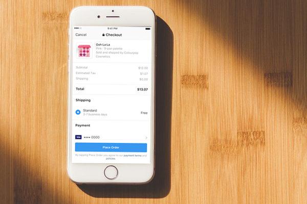 Instagram entra en el comercio electrónico con botón para compras