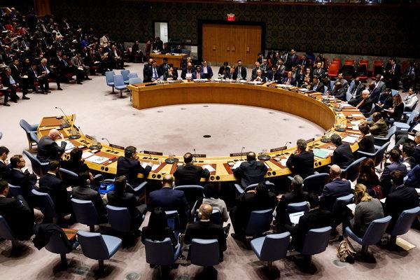 ONU pide «flexibilizar» sanciones contra países afectados por coronavirus como Irán o Venezuela