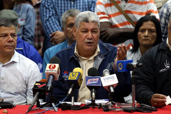 Piñate: Sectores que apoyan paro escalonado no tienen capacidad para hacerlo