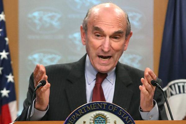 Abrams: EEUU podría emitir nuevas sanciones contra Gobierno de Maduro