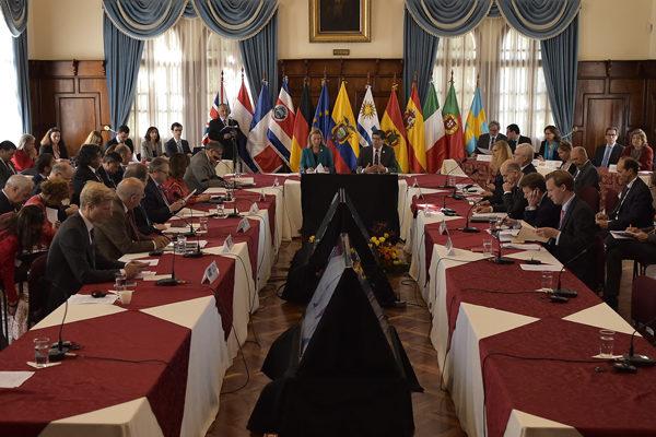 Grupo de Contacto sobre Venezuela condena inhabilitación de Guaidó
