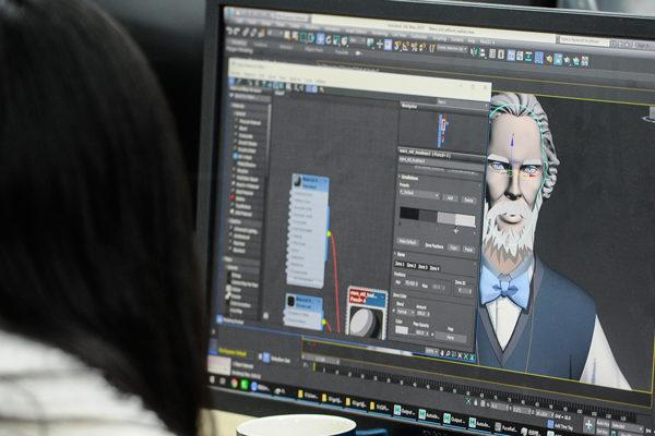 Karl Marx, héroe de una serie de dibujos animados en China