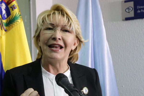 Luisa Ortega Díaz pide a CPI investigar muerte de Óscar Pérez