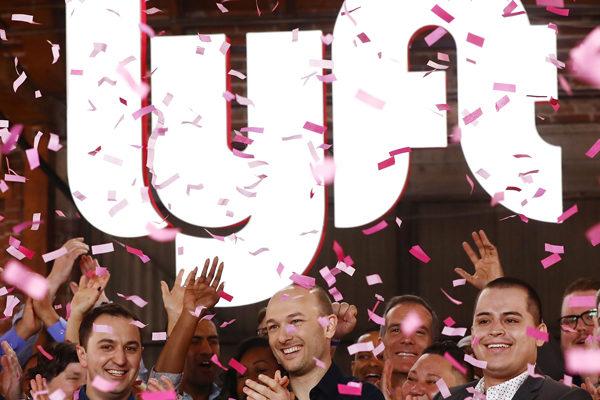 Lyft debuta en Wall Street con alza de 8,74% y abre la puerta a Unicornios