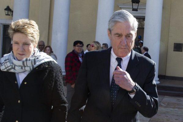 El informe Mueller ya es un éxito editorial en EEUU