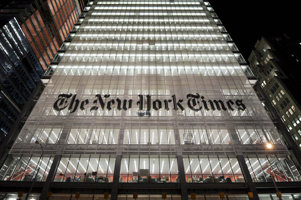 La Casa Blanca acusa al New York Times de «traición» a la patria por un informe sobre Rusia