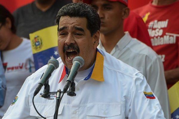 Maduro responde a sanciones con la promesa de seguir con los CLAP