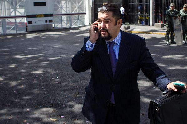 Roberto Marrero, jefe de despacho de Guaidó, detenido por el Sebin