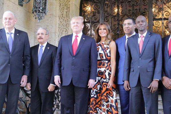 Trump se acerca al Caribe para impulsar transición pacífica en Venezuela