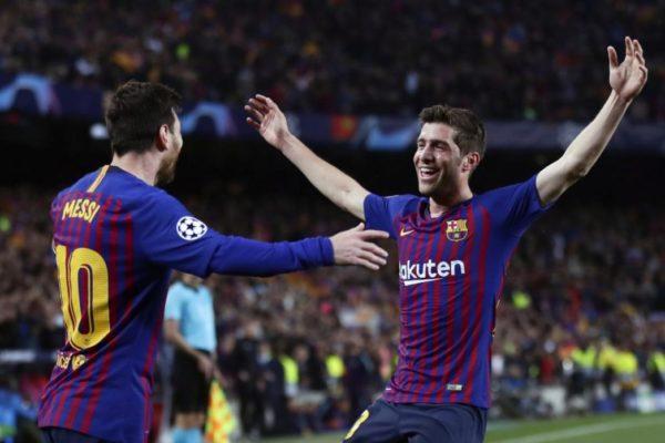 Barcelona da un paso más hacia el título tras victoria contra la Real Sociedad