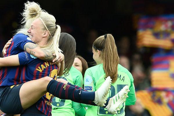 El Barcelona se clasifica a final de Champions femenina tras ganar 1-0 al Bayern