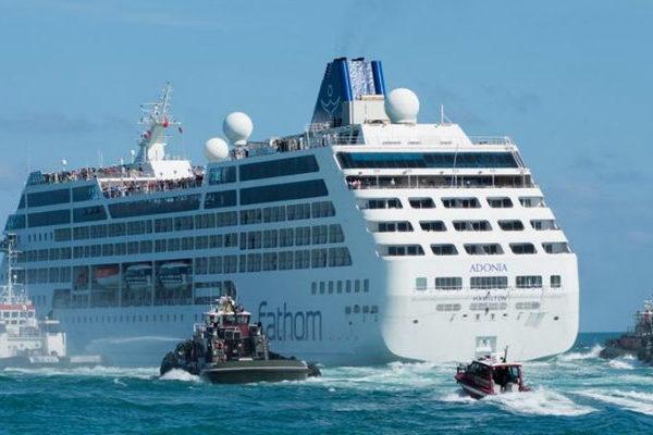 Reservaciones de cruceros ya representan 60% de sus niveles prepandemia