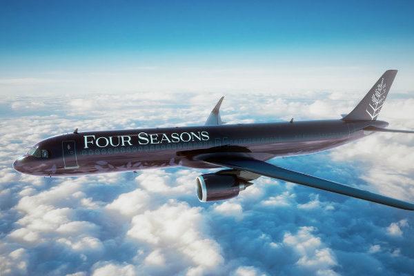 Four Seasons Hotels pondrá en el aire en 2021 un nuevo avión de lujo