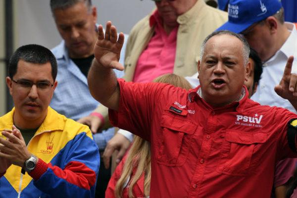 Diosdado Cabello está de gira en Corea del Norte, un país que sabe cómo eludir sanciones