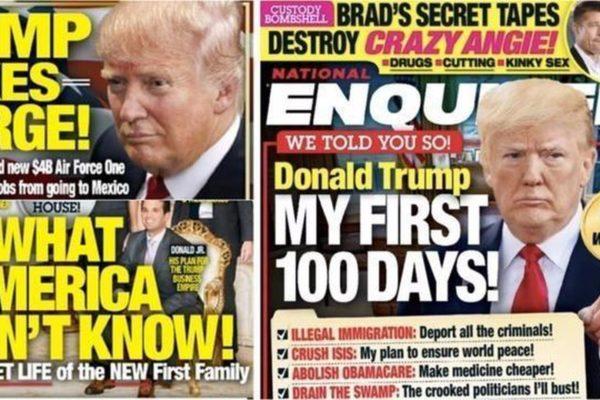 El controvertido semanario National Enquirer será vendido por $100 millones