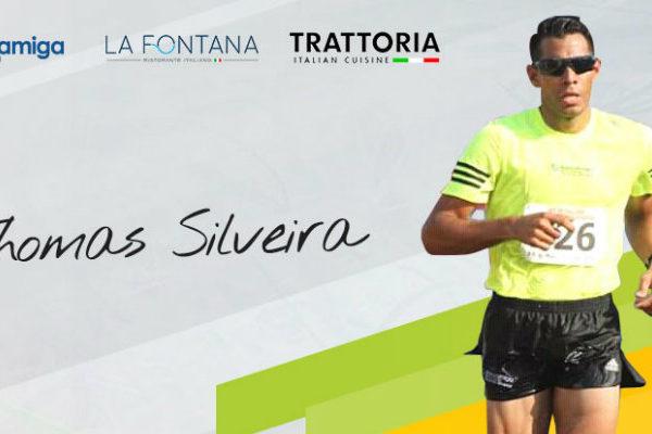 Thomas Silveira apuesta al Campeonato Suramericano de Atletismo