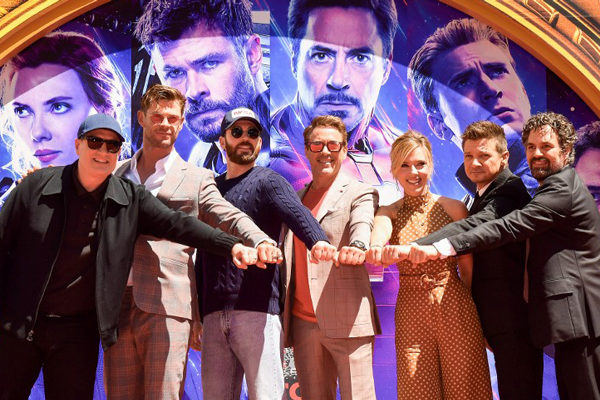 Avengers: Endgame ya es la segunda película más taquillera de la historia
