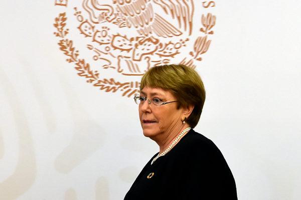 Bachelet advierte que la situación en Bolivia puede