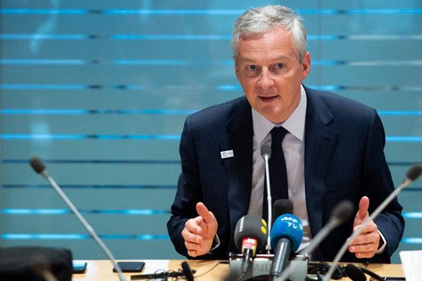 El euro podría desaparecer por divergencias económicas, dice ministro francés