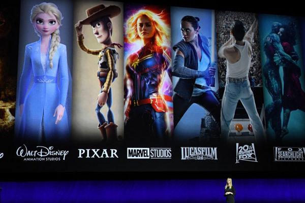 Disney entra con fuerza en el negocio del streaming