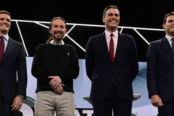 España cierra campaña electoral marcada por la emergencia de la extrema derecha