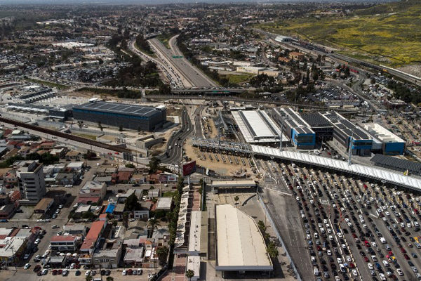 Los riesgos de un cierre de la frontera entre México y EEUU