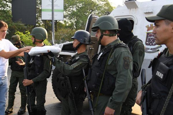 Defensoría llama a «optimizar esfuerzos» en cuerpos de seguridad para proteger DDHH