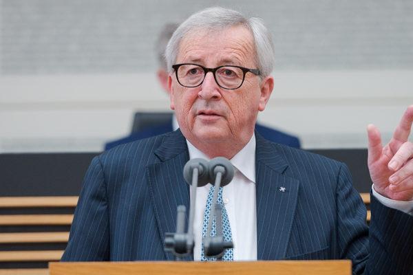Juncker espera que la tregua comercial con EEUU sobreviva a los tuits Trump