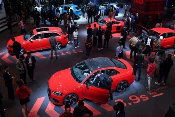 China es líder mundial de los autos eléctricos