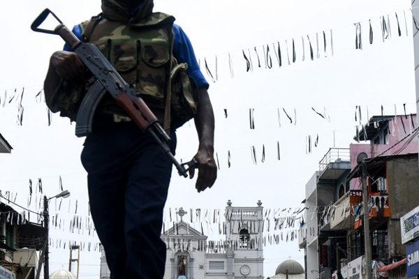 Increíble radicalización de dos kamikazes hijos de un rico comerciante de Sri Lanka