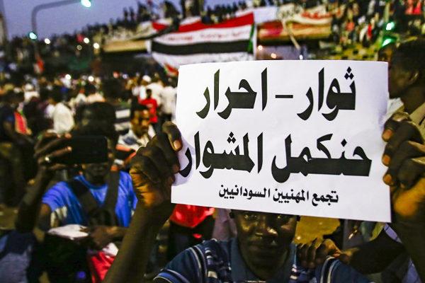 Nuevos dirigentes de Sudán bajo presión para ceder el poder a los civiles