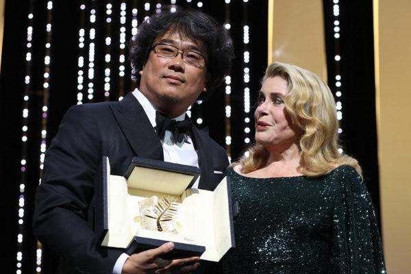 Tragicomedia surcoreana «Parásito» gana la Palma de Oro del Festival de Cannes