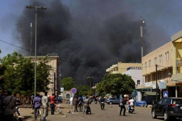 Seis fallecidos en ataque a iglesia católica en Burkina Faso