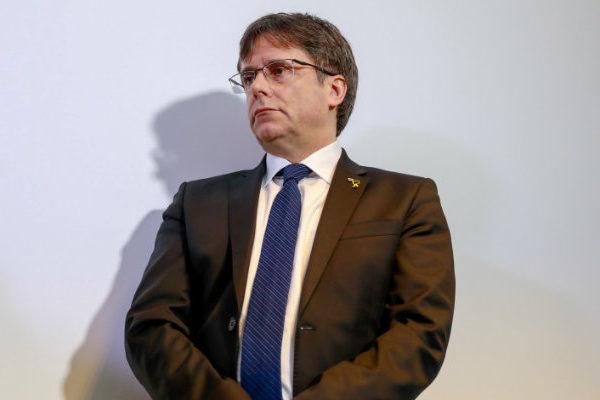Expresidente catalán Puigdemont podrá presentarse a las elecciones europeas