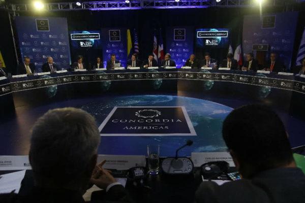 Crisis venezolana será tratada en la Cumbre Concordia en Bogotá