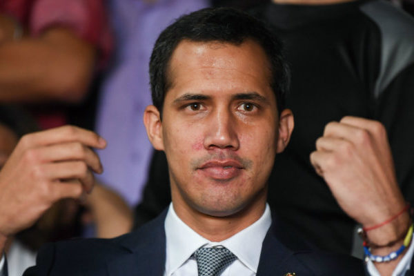 Guaidó llamó «torpe» a Maduro tras desmentido de EEUU sobre contactos