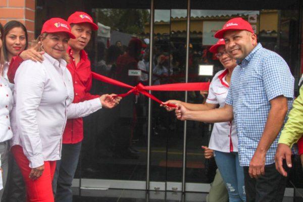Banco de Venezuela inauguró la oficina Uracoa en el estado Monagas