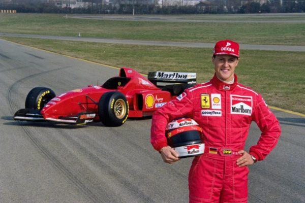 Un documental autorizado sobre Michael Schumacher saldrá en diciembre