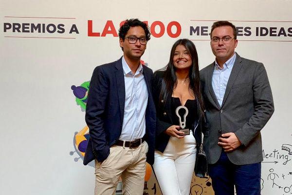 Reconocen empresa venezolana entre las '100 Mejores Ideas' de 2018en España