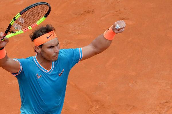 Nadal pasa a la final en Roma y se cita con Djokovic