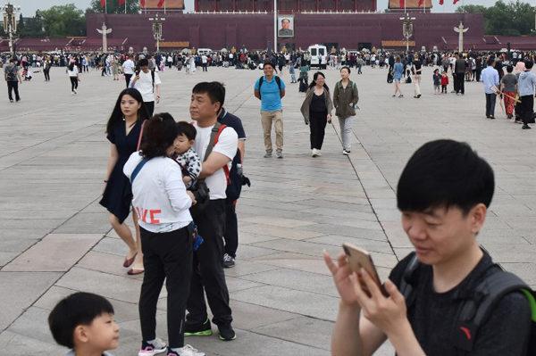 30 años después de la represión de Tiananmen la tecnología sustituyó a los tanques