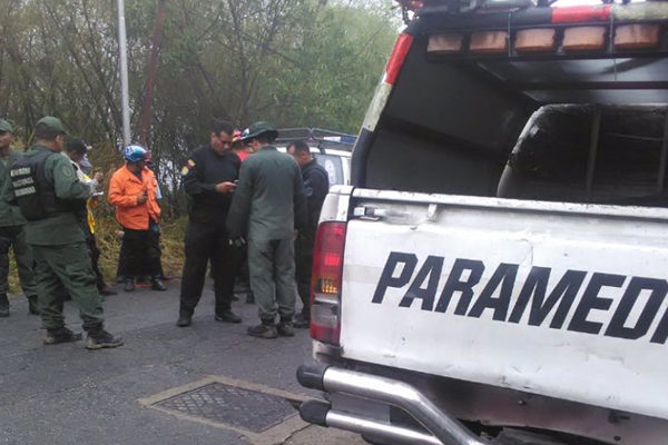 Mueren siete militares en accidente de helicóptero en El Hatillo