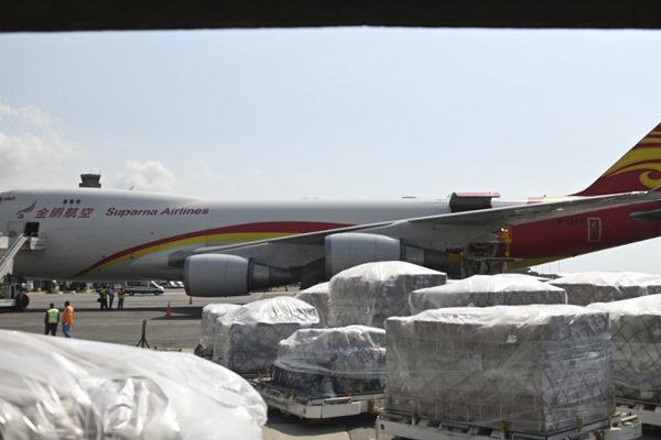 Venezuela recibe de China cargamento con insumos médicos y pruebas de despistaje