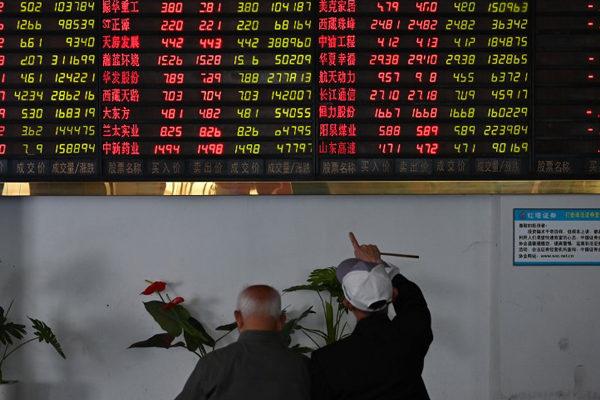 Bolsas chinas se desploman tras las nuevas amenazas arancelarias de Trump