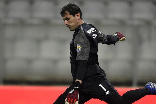 Iker Casillas estable tras sufrir un infarto durante entrenamiento