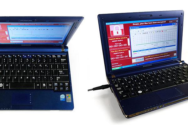 Subastan por $1,3 millones computadora portátil con seis virus