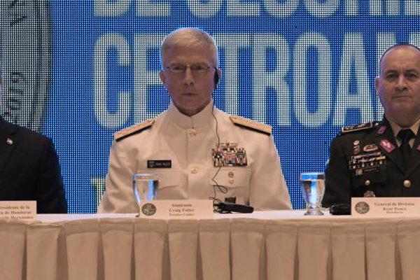 EEUU despliega buque de guerra en el Caribe por «excesivo reclamo marítimo» de Venezuela