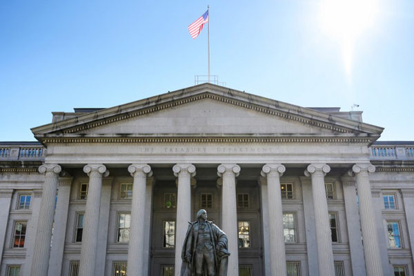 Récord: Déficit fiscal de Estados Unidos alcanzó US$864.000 millones en junio