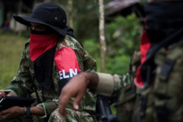 Denuncia: guerrilla colombiana facilita