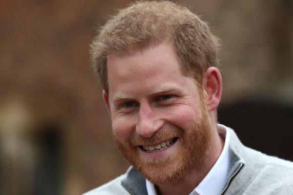 Meghan dio a luz a un niño saludable, anunció el príncipe Enrique de Inglaterra
